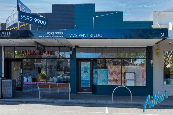 Shop and Residence with outstanding business and livability potential